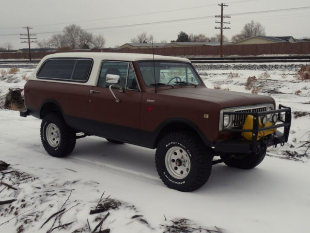 Used International Scout Traveler For Sale