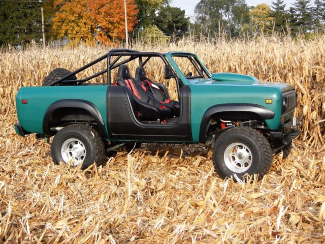 1980 International Harvester Scout SSII