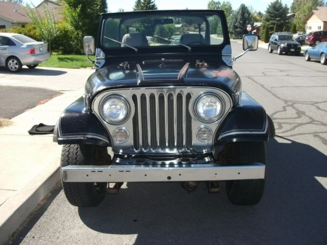 1980 Jeep CJ Wolverine