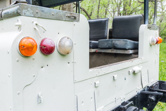 Used Cars For Sale Springfield Mo >> 1980 Land Rover Defender Australian Military Radio truck. Runs on Gas & Propane for sale: photos ...
