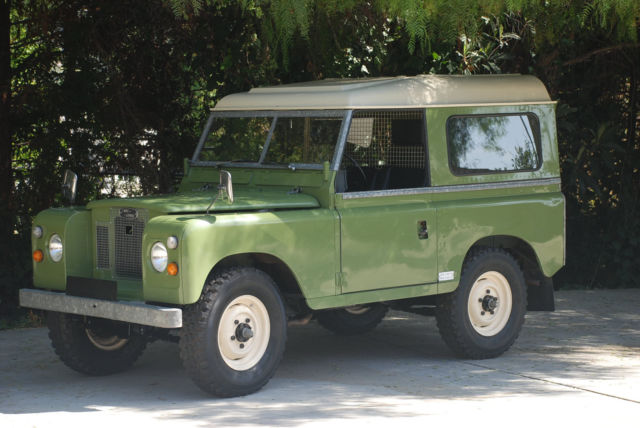 1980 Land Rover Other