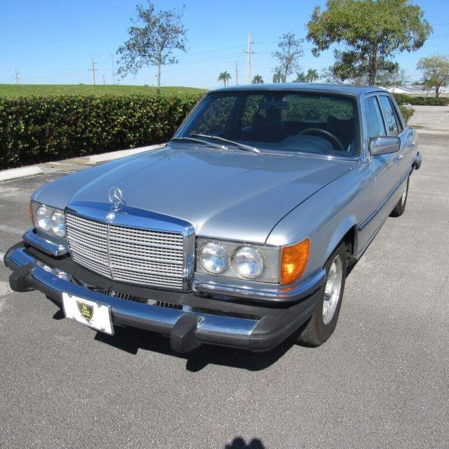 1980 Mercedes Benz 280SE Pristine Condition