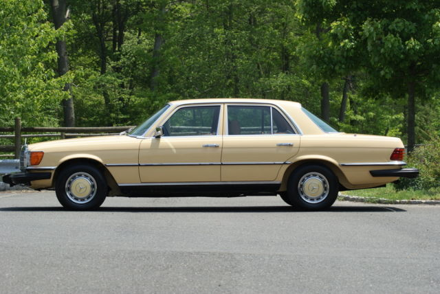 1980 mercedes benz 300sd quite simply the best w116 for 1980 mercedes benz 300sd