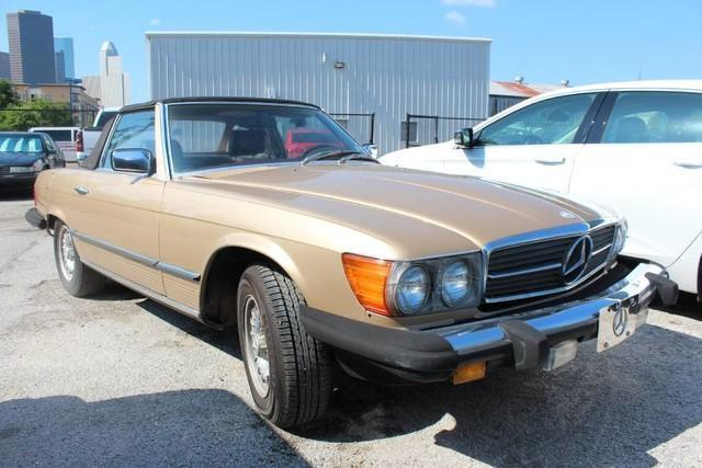 1980 Mercedes-Benz SL-Class 450 SL FOR BENZ ENTHUSIAST & MECHANICALLY INCLINE