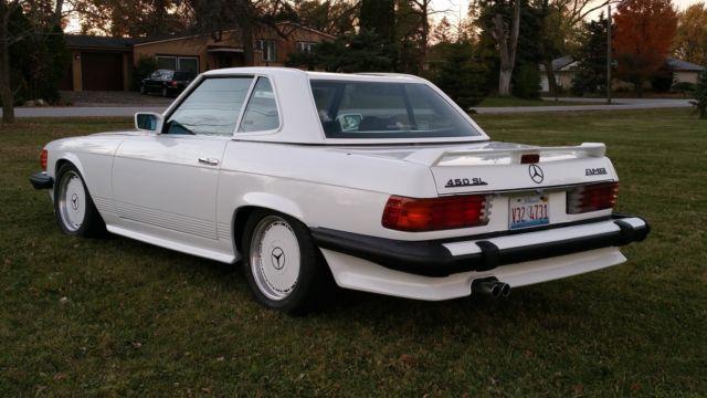 1980 mercedes benz 450sl amg for sale photos technical for 1980 mercedes benz 450sl