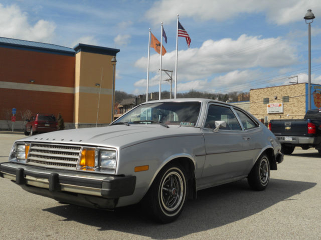 1980 Mercury Bobcat coupe