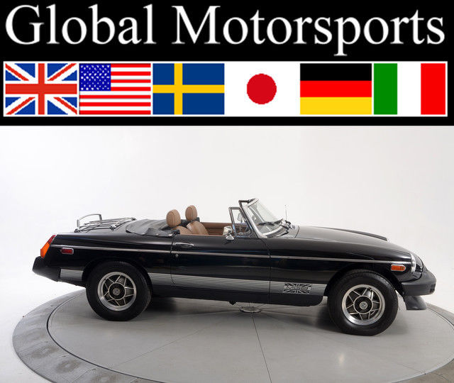 1980 MG MGB Limited Edition