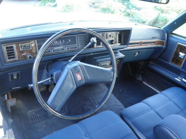1980 oldsmobile cutlass ls 4 door loaded 26 921 actual miles for sale photos technical specifications description topclassiccarsforsale com