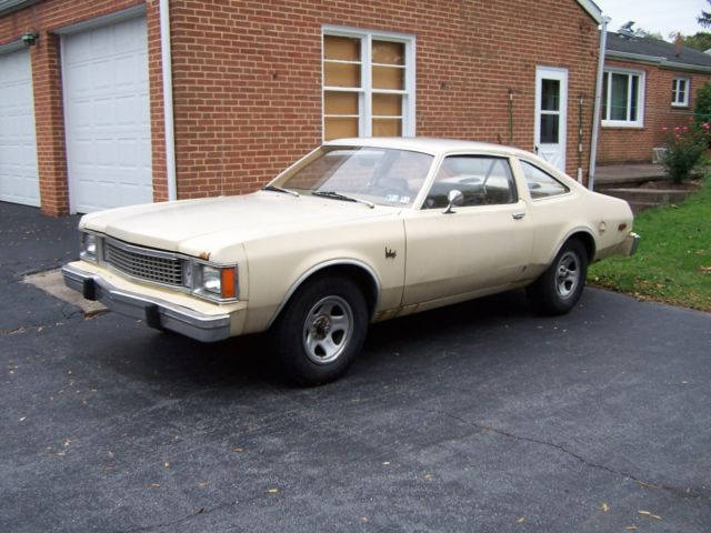 Non-Road-Runner: 1980 Plymouth Volaré  |1980 Plymouth Volare Interior