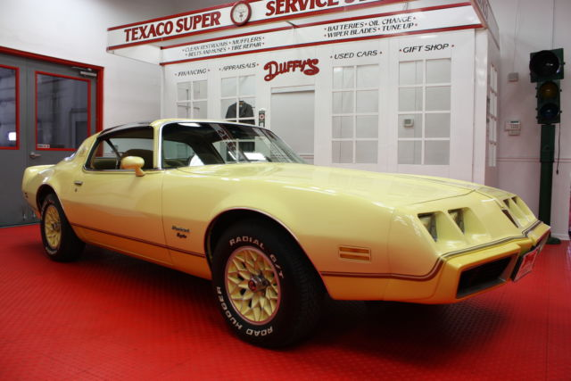 1980 Pontiac Firebird YellowBird
