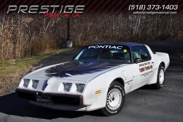 1980 Pontiac Trans Am Official Pace Car