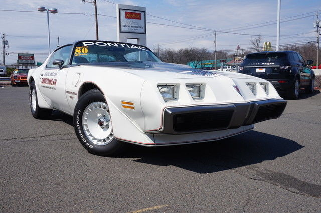 1980 Pontiac Trans Am 64th Indianapolis 500 Pace Car