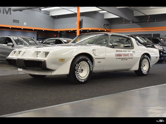 1980 Pontiac Trans Am INDY 500 PACE CAR 1 OF 5700 BUILT TURBO 301 TH350