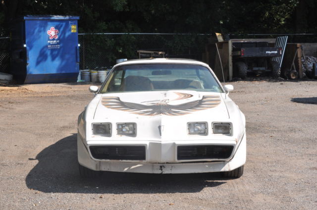 1980 Pontiac Other T/A Turbo Trans AM Pace Car