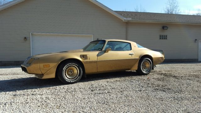 Pontiac Turbo Trans Am V Rare Low Miles Firebird Documented on 1980 pontiac trans am specifications