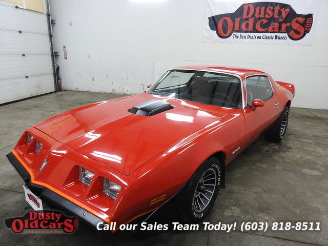 1980 Pontiac Firebird Runs Drives Body Inter Excel 400V8 4 Spd