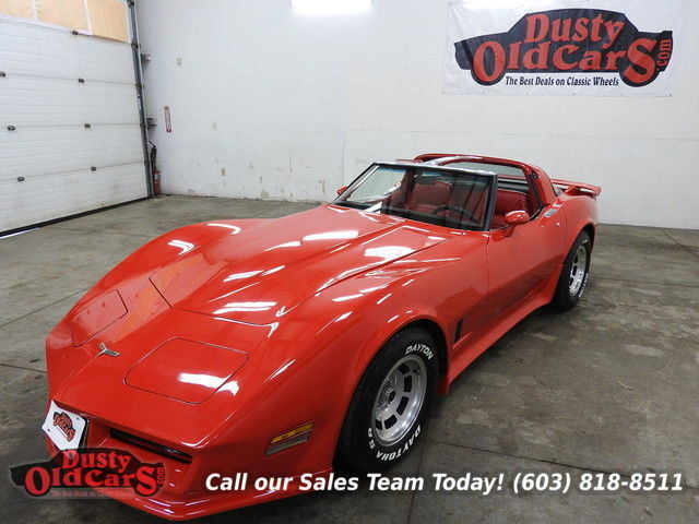 1980 Chevrolet Corvette Runs Drives Body Inter VGood 350V8 Auto