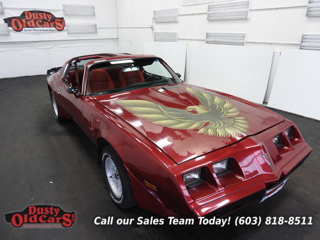 1980 Pontiac Trans Am Runs Drives Body Inter VGood 400V8 3 spd auto