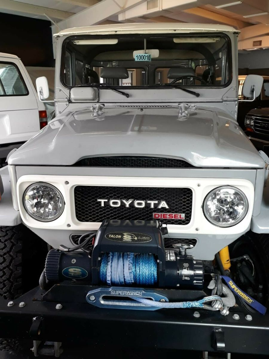 1980 Toyota Land Cruiser bj40