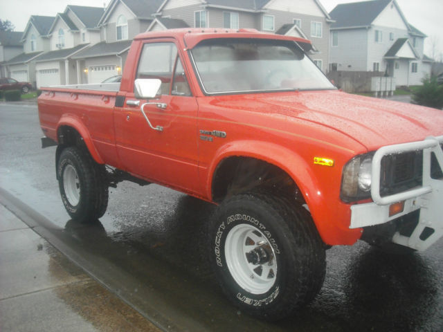 1980 Toyota Other sr5