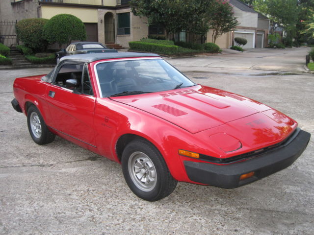 1980 Triumph Other TR