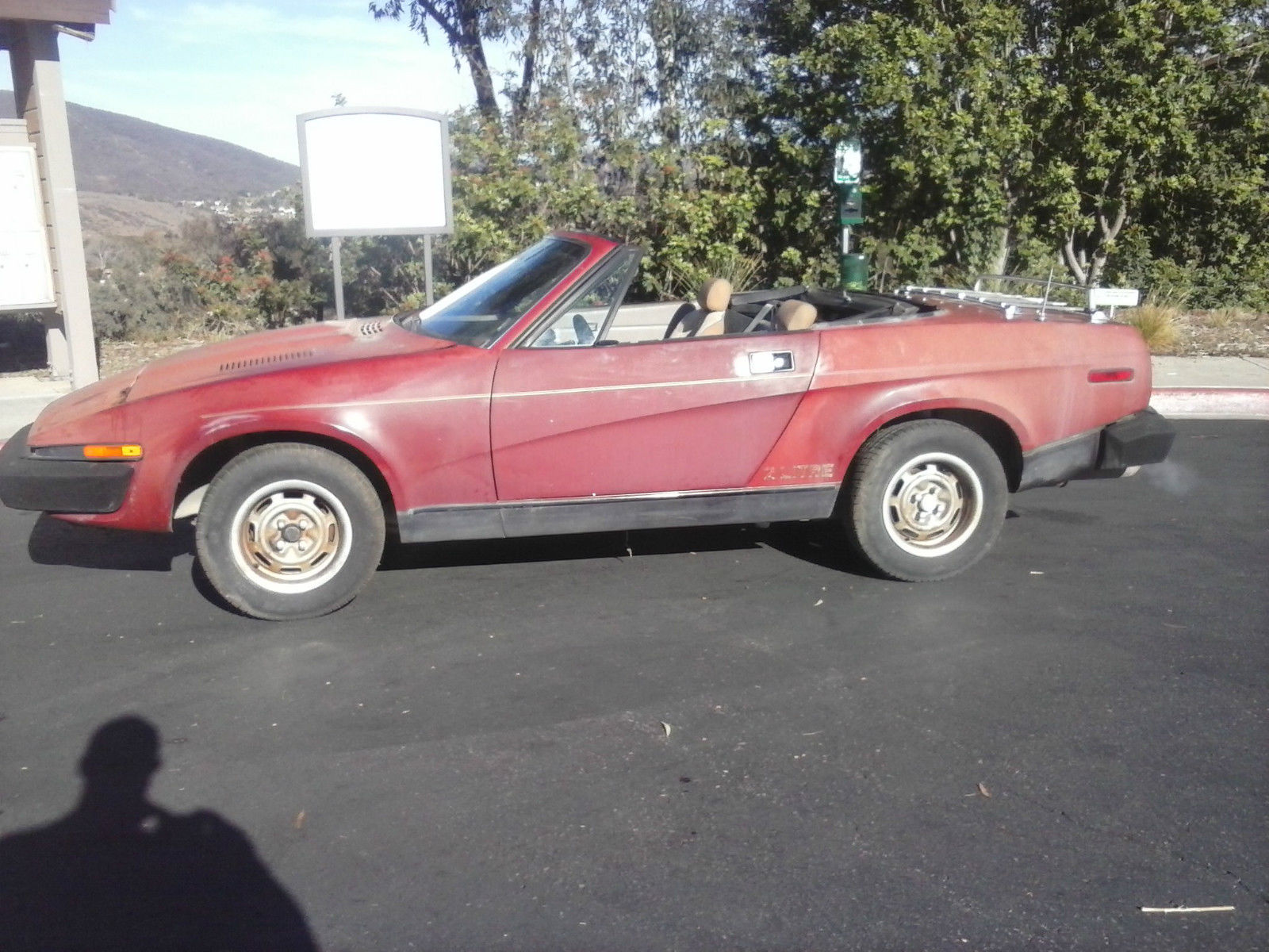 1980 Triumph Other TR7