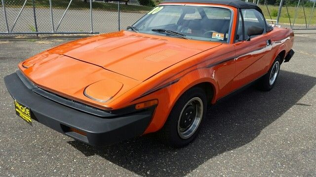 1980 Triumph Other Convertible
