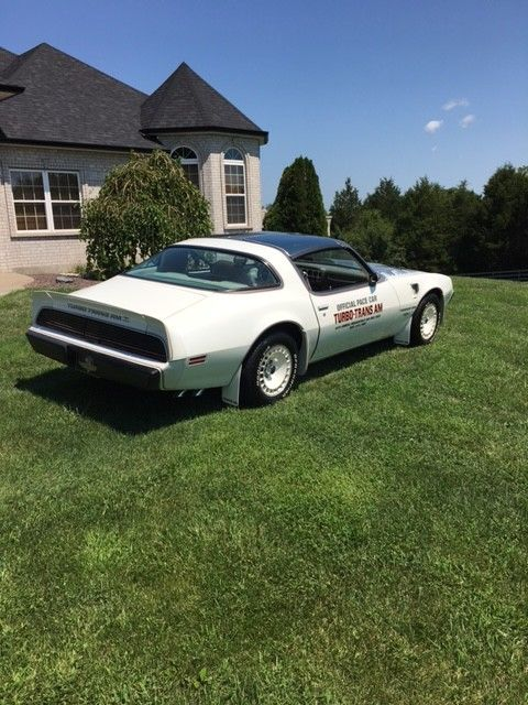 1980 Pontiac Trans Am Pace Car Edition