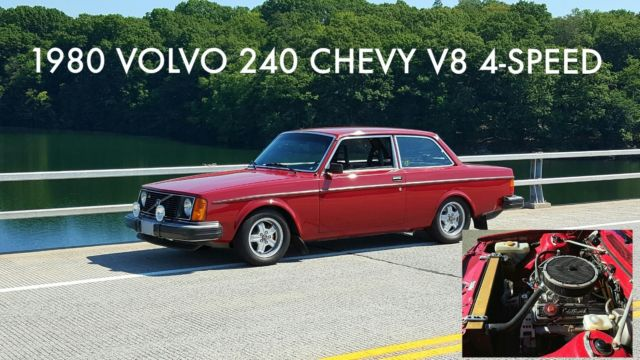 Volvo dl 240 for sale