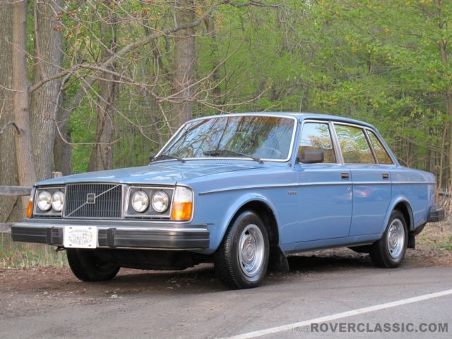 1980 volvo 244 dl 84 114 miles one owner for sale photos technical specifications. Black Bedroom Furniture Sets. Home Design Ideas