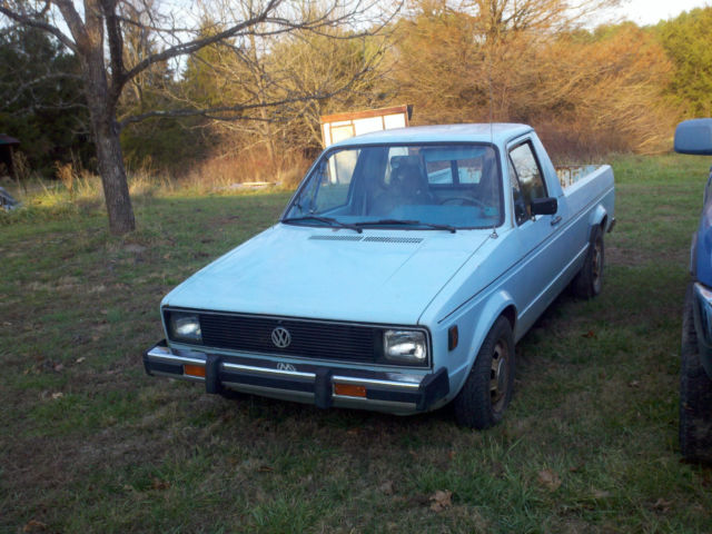 1980 Volkswagen Rabbit