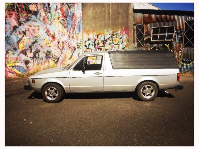 1980 Volkswagen Rabbit Pickup