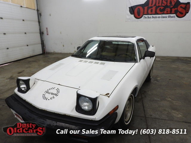 1980 Triumph Other Runs Drives Body Inter VGood Decent Car