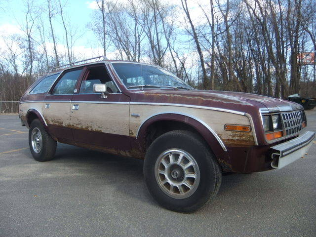 1981 Other Makes WAGON 4WD