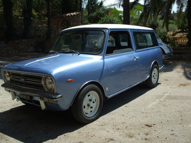1980 Austin Mini Clubman Summer