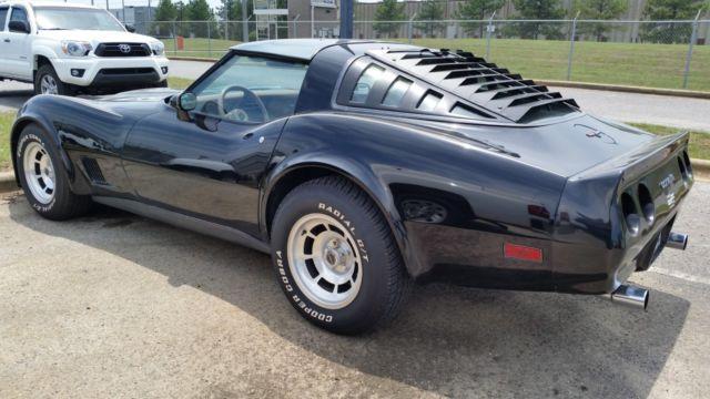 1981 black chevrolet corvette stingray for sale photos technical. Cars Review. Best American Auto & Cars Review