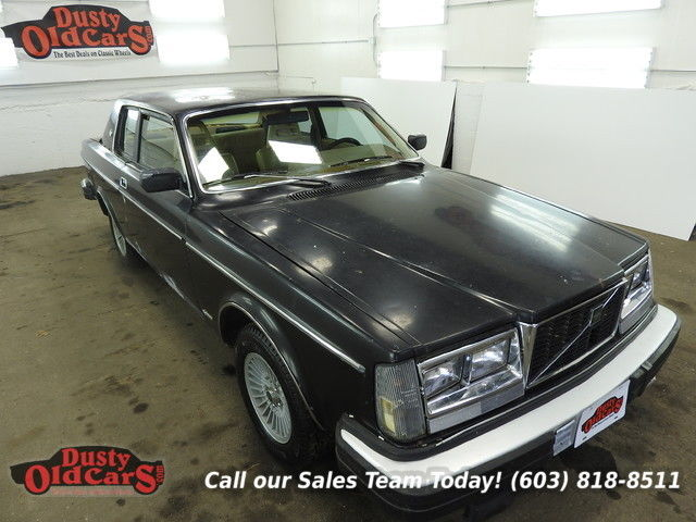 1981 Volvo 260 Bertone Coupe Runs Drives Body Inter Good 2.8LV6 4spd man