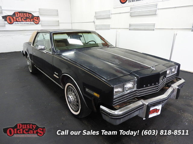 1981 Oldsmobile Toronado Runs Drives Body Inter Good 305V8 3 spd auto