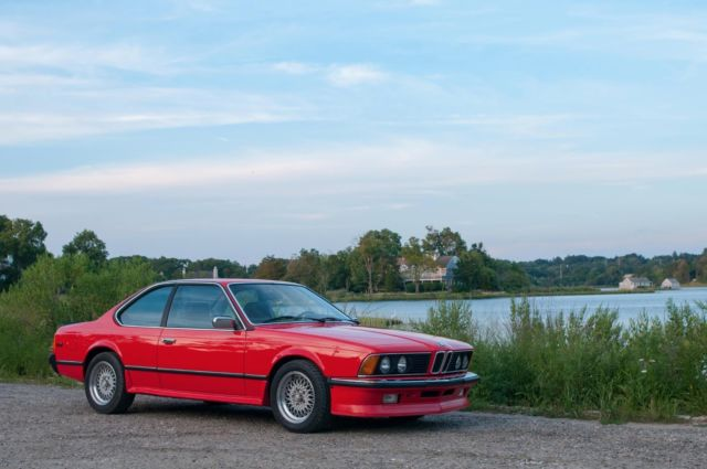 1981 BMW 6-Series 635CSi