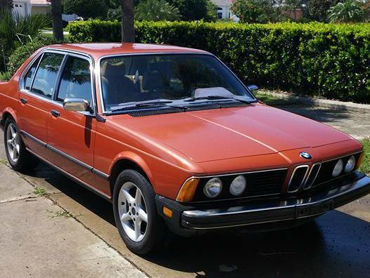 1981 Bmw 733i Good Running And Driving Condition Sedan 4 Door 3 2l For Sale Photos Technical
