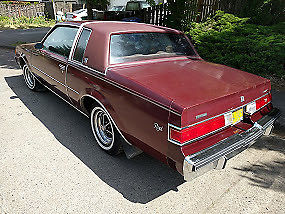 1981 Oldsmobile Other Buick Regal