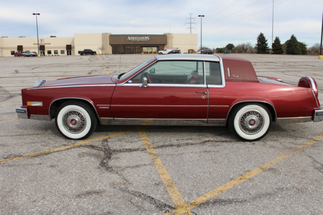 Cadillac Eldorado Biarritz Low Miles Ready To Drive Home Today No Reserve