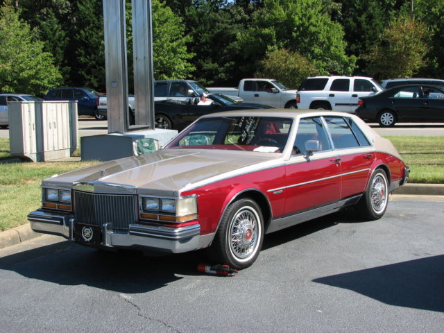 1981 Cadillac Seville 6 Liter Engine  The Good One  For