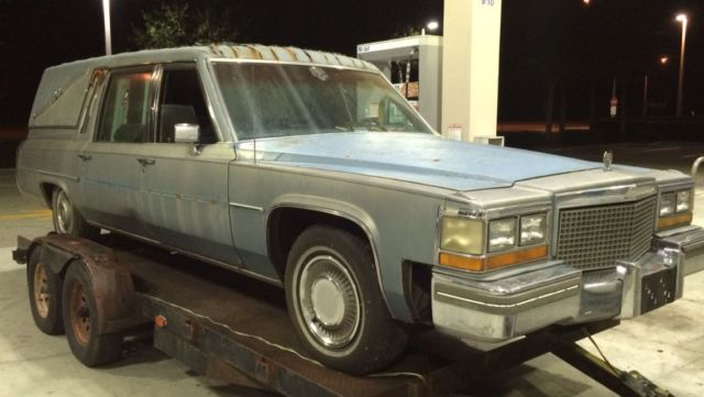 1981 Cadillac Other superior hearse