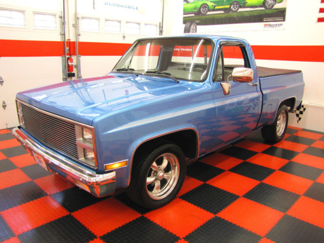 1981 Chevrolet C/K Pickup 1500 SHORT  BED