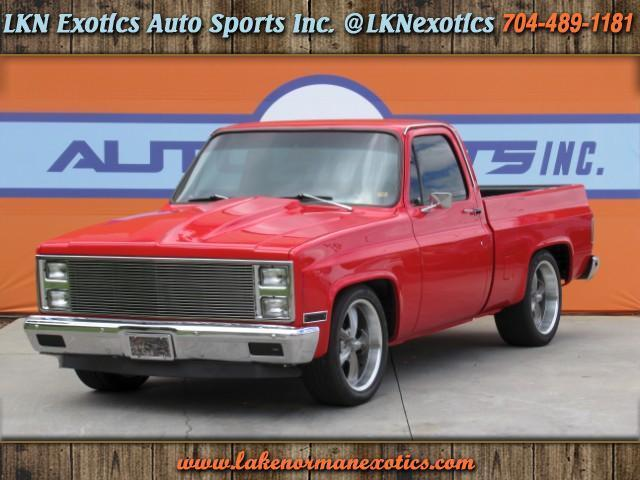 1981 Chevrolet C-10 Regular Cab 2WD