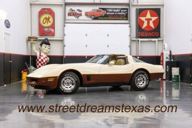 1981 Chevrolet Corvette Base 2dr Coupe