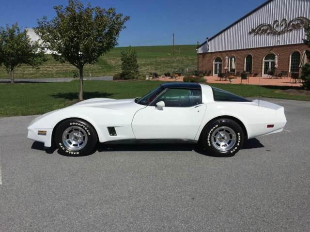 1981 Chevrolet Corvette Corvette Coupe Showing 29026 Miles