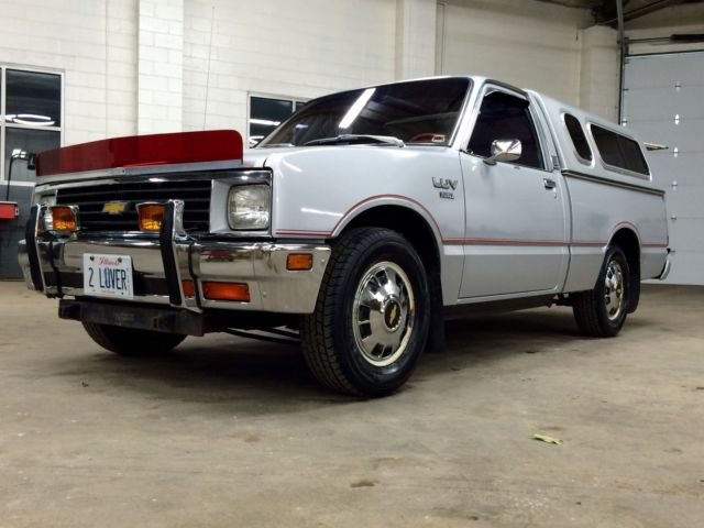 1981 Chevrolet Luv Diesel For Sale Photos Technical Specifications