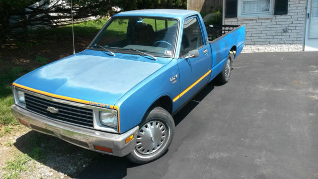 1981 Chevrolet Other Pickups Mikado Sport Diesel